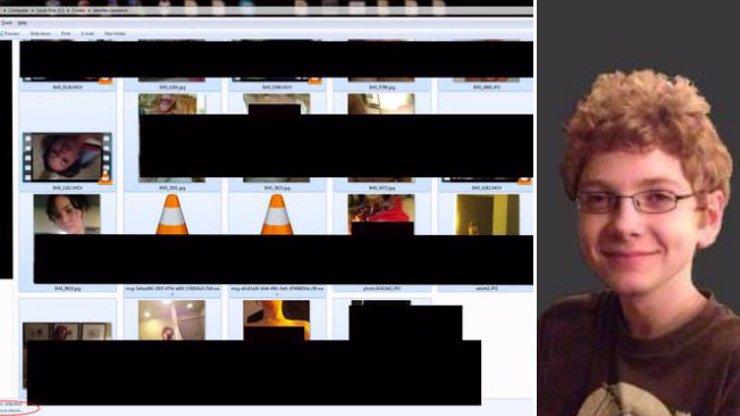 Tohle je tvář dítěte, které zveřejnilo nahé fotky slavných celebrit a obrátilo internet vzhůru nohama!