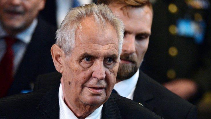 Prezident Zeman k výsledkům voleb: Bičování v české politice končí!