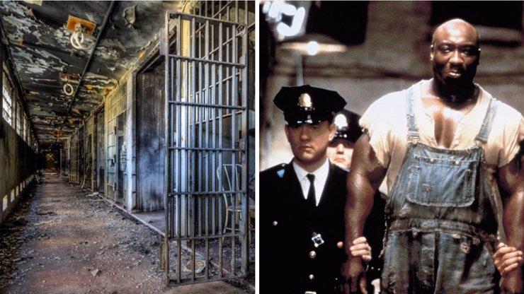 Dojemný snímek ZELENÁ MÍLE se natáčel před 20 lety: Takto vypadá věznice dnes