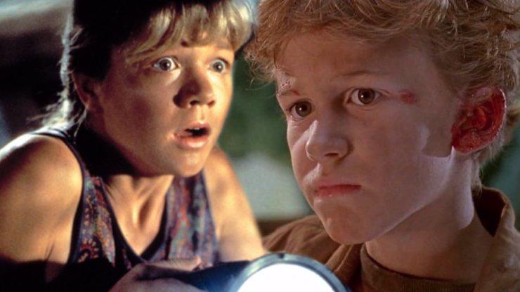 Takhle dnes vypadají děti z Jurského parku: Holčička už má vrásky, z chlapce je drsňák!