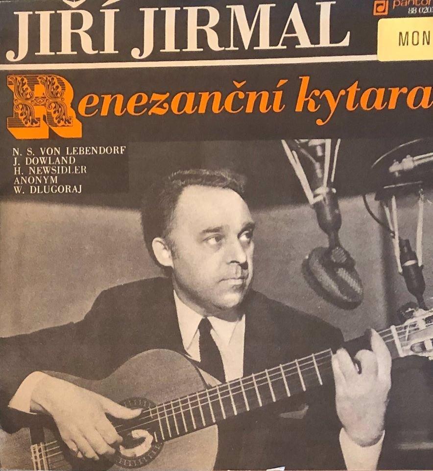 Smutná zpráva pro hudební svět: Ve věku 94 let zemřel kytarista Jiří Jirmal