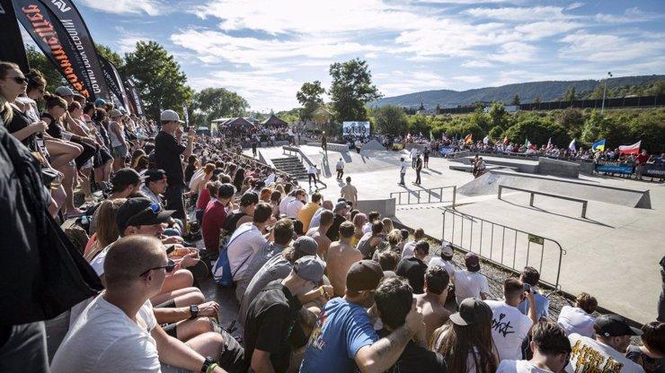 Do Berouna se 23. června sjede světová špička ve skateboardingu! A v roce 2020 pojedou závodníci poprvé v historii na olympiádu...