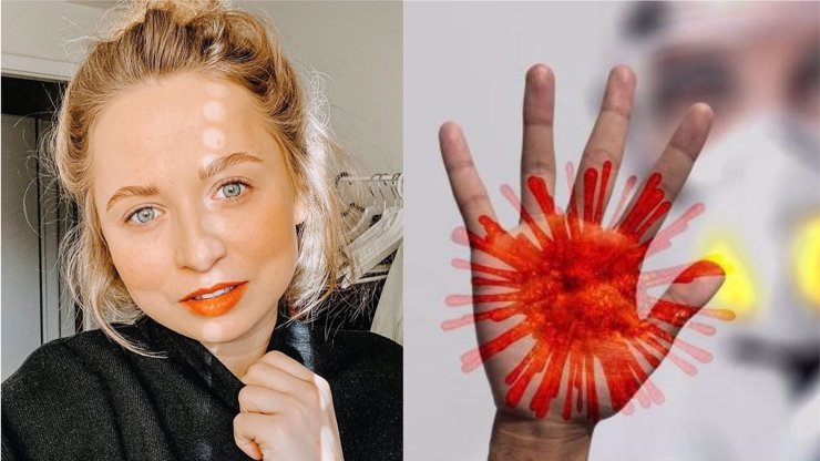 Moderátorka a influencerka Nikola Čechová je v karanténě: Jela s taxikářem nakaženým koronavirem