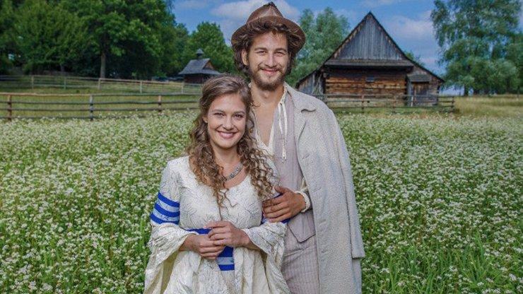 Čarovný kamínek nemá princeznu: Kristína Spáčová hraje němou hraběnku Julii