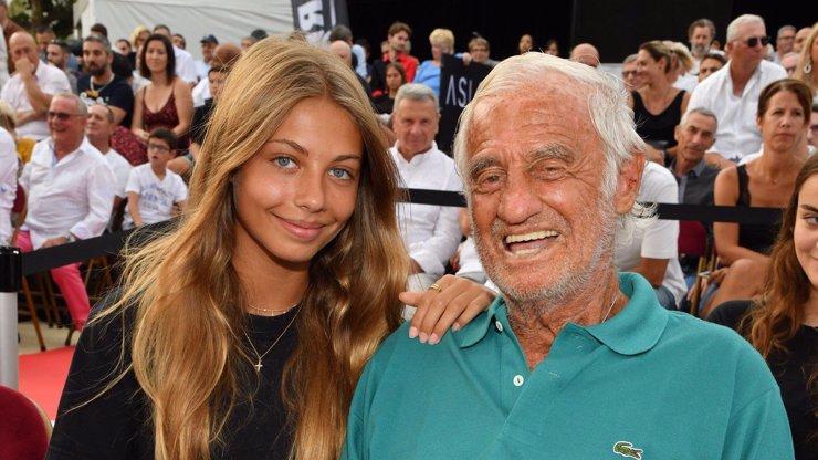 Jean-Paul Belmondo měl čtyři děti: Stella má tvář anděla