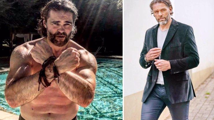Jaromír Jágr se svlékl a ukázal nahé tělo: Postavu mu může závidět i Rambo