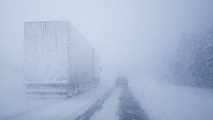 Držte si klobouky, valí se sem orkán a sníh: Víme, kdy udeří!