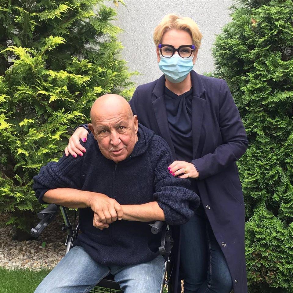 Hvězda Ulice Andrej Hryc (70) je doma po léčbě akutní leukémie: Dcera poslala dojemný vzkaz