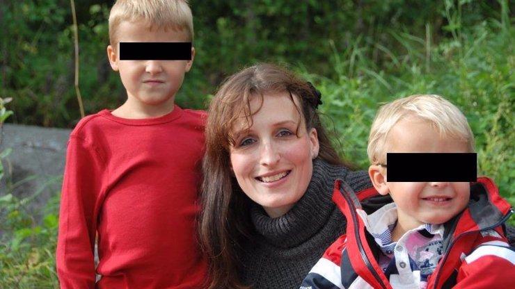 Norský soud rozhodl: Michaláková se o děti neumí postarat a média využívala na jejich úkor