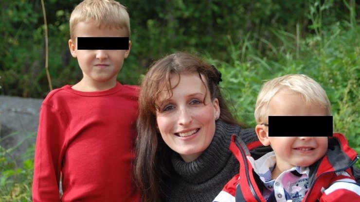 Norský soud rozhodl: Eva Michaláková ztrácí na syny rodičovská práva