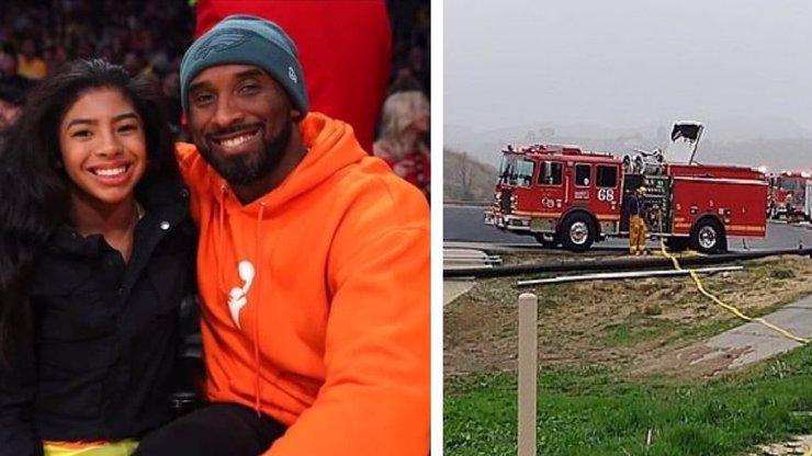 Kobe Bryant zemřel ve věku 41 let: Při havárii vrtulníku zahynula i jeho třináctiletá dcera Gigi