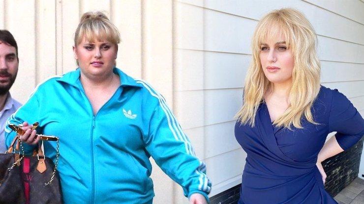 Velká proměna Tlusté Amy: Herečka Rebel Wilson je najednou hubená jako proutek
