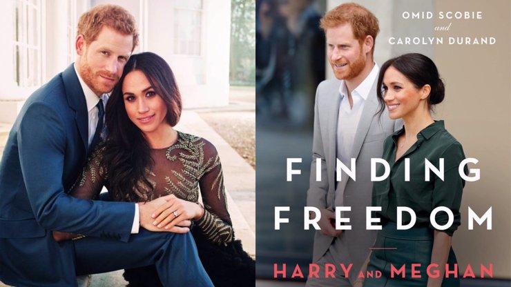 Jako kudla do zad: Meghan Markle a princ Harry vydali novou knihu. Odhalili tajemství královské rodiny