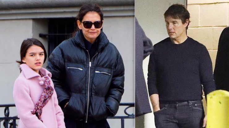 Sektář Tom Cruise se začal zajímat o dceru: Suri chce za ním, Katie šílí, že jí vymyje mozek