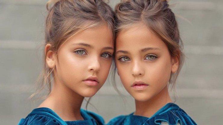Zrodily se nové Olsenky: Tohle jsou nejkrásnější dvojčátka na světě!