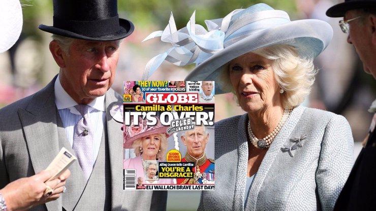 Anglie mluví o rozvodu desetiletí: Charles už prý nechce být Camille vložkou! Došlo mu, že si vzal babu Jagu?