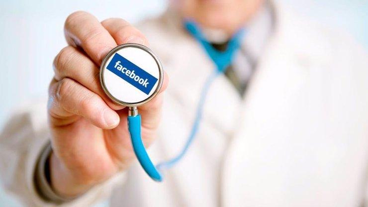 Doktor Facebook zasahuje čím dál častěji.