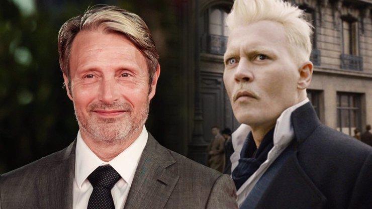 Je to oficiální: Dánský herec Mads Mikkelsen nahradí Deppa v roli Gellerta Grindelwalda