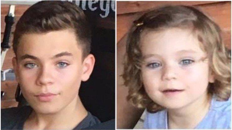 Adam (12) a Miriam (2), po kterých se pátralo, chtěli navštívit otce v Izraeli! Našli je na letišti v Budapešti