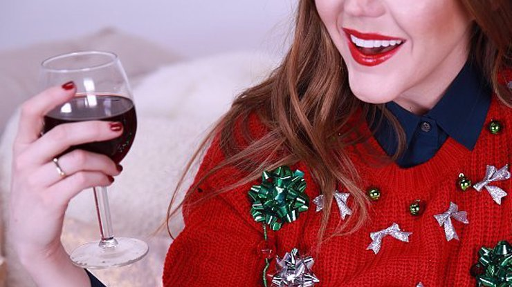 10 důvodů, proč jsou ženy o Vánocích většinou strašně ošklivé a nepřitažlivé