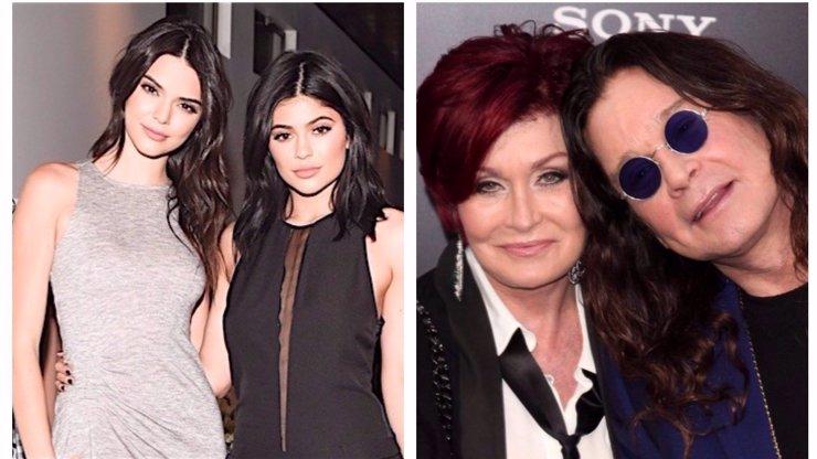 Tohle nejmladší Jennerky vážně přehnaly: Veřejně je zesměšnila i rocková manželka Sharon Osbourne!