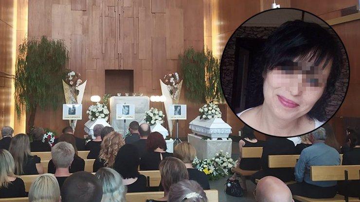 Bohumínská tragédie: Maminka přežila své dcery i vnoučka, nemohla jim říct ani poslední sbohem