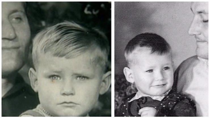 Dosud NEZVEŘEJNĚNÉ fotky ze života Jiřího Kajínka: Takhle vypadal jako malé miminko!