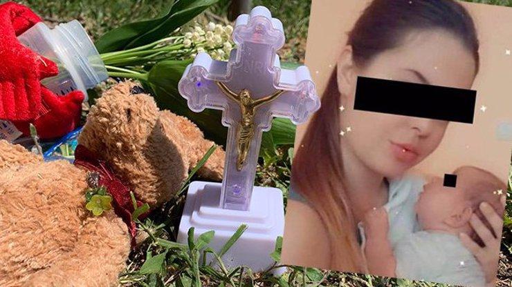 Tadeáška hodila do řeky: Lidé na Mělnicku slibují matce pomstu, ona změnila barvu vlasů