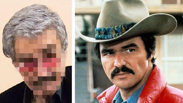 Jak dnes vypadá nejslavnější knír historie Hollywoodu? Z Burta Reynoldse je seschlý dědeček!