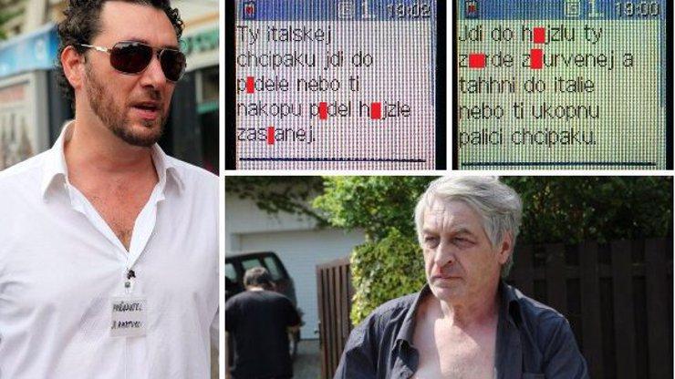 Josef Rychtář po sebevraždě Ivety Bartošové vyhrožuje Martuccimu: Hrabě na něj podal trestní oznámení za tyhle sprosťárny!
