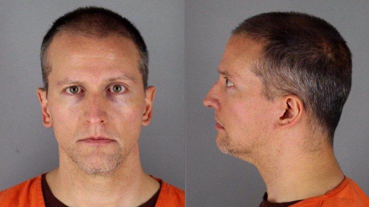 Derek Chauvin odsouzen: Za vraždu Floyda, která odstartovala BLM, dostal přes 20 let