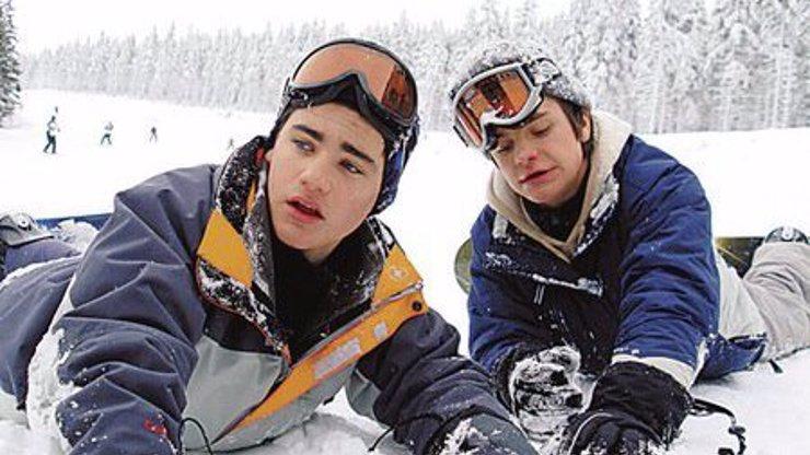 Hvězda Snowboarďáků je z nejhoršího venku: Vojta Kotek byl z JIPky přeložen na standardní pokoj