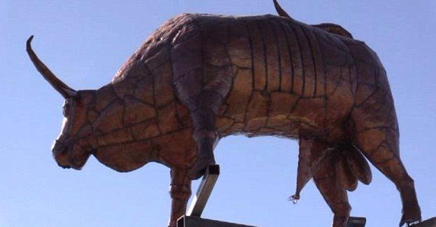 Muže v Utahu dráždí socha: