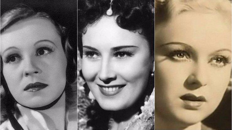 5 krásek, pro které by muži za první republiky vraždili! Nebránily se volné lásce ani drogám