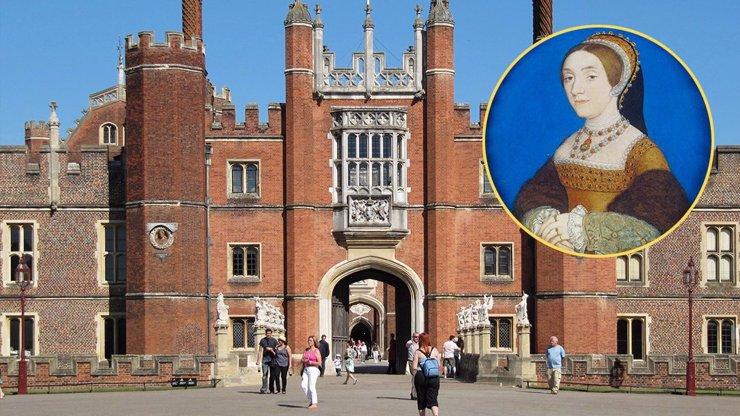 Krutý osud manželky Jindřicha VIII.: Nevěrnice Kateřina ve svém sídle straší již téměř 500 let