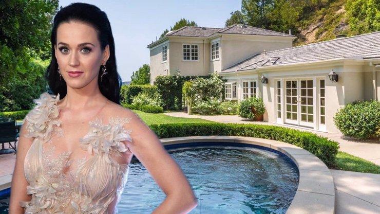 Katy Perry se zbavuje sídla v Beverly Hills: Tento luxus je na prodej za 184 milionů