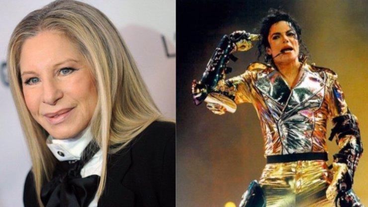 Přece je to nezabilo: Barbra Streisand zneužitým chlapcům věří, ale zastává se Jacksona