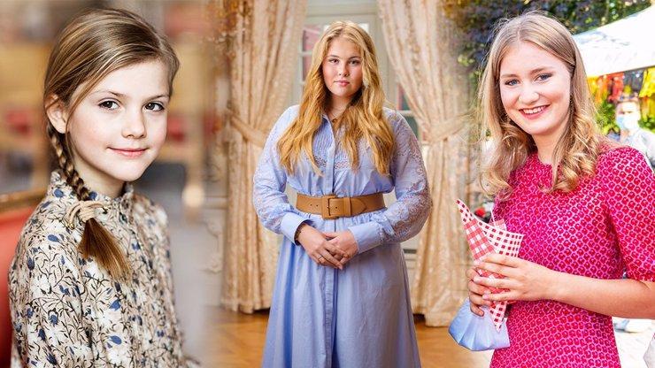 Tohle jsou budoucí evropské královny: Norská princezna Ingrid je holka jako lusk