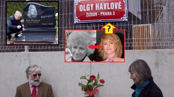 Olga Havlová už svoji ulici má a všichni se ptají: Dostane ji k prvním narozeninám po smrti i Džambulka?