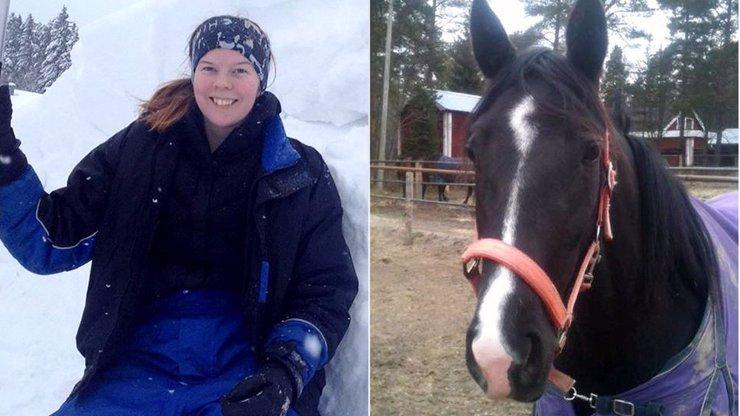 Tenhle případ šokoval Evropu! Švédka snědla vlastního koně, a důvod? Ten nepoberete!