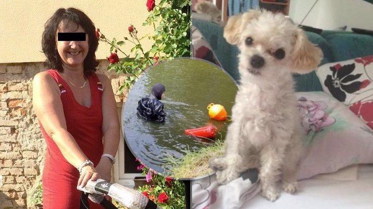 Hledá se vrah mrtvé ženy z rybníka Peklo: Jestli je to Jitka (48), ukáží testy DNA