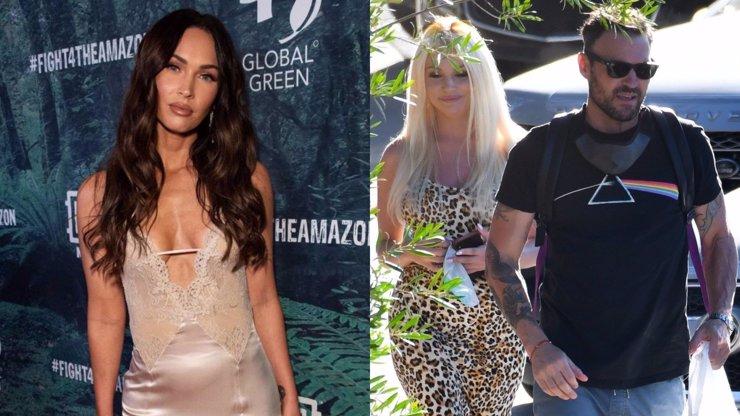Brian Austin Green hodil Megan Fox za hlavu: Údajně randí s touto slavnou silikonovou kráskou