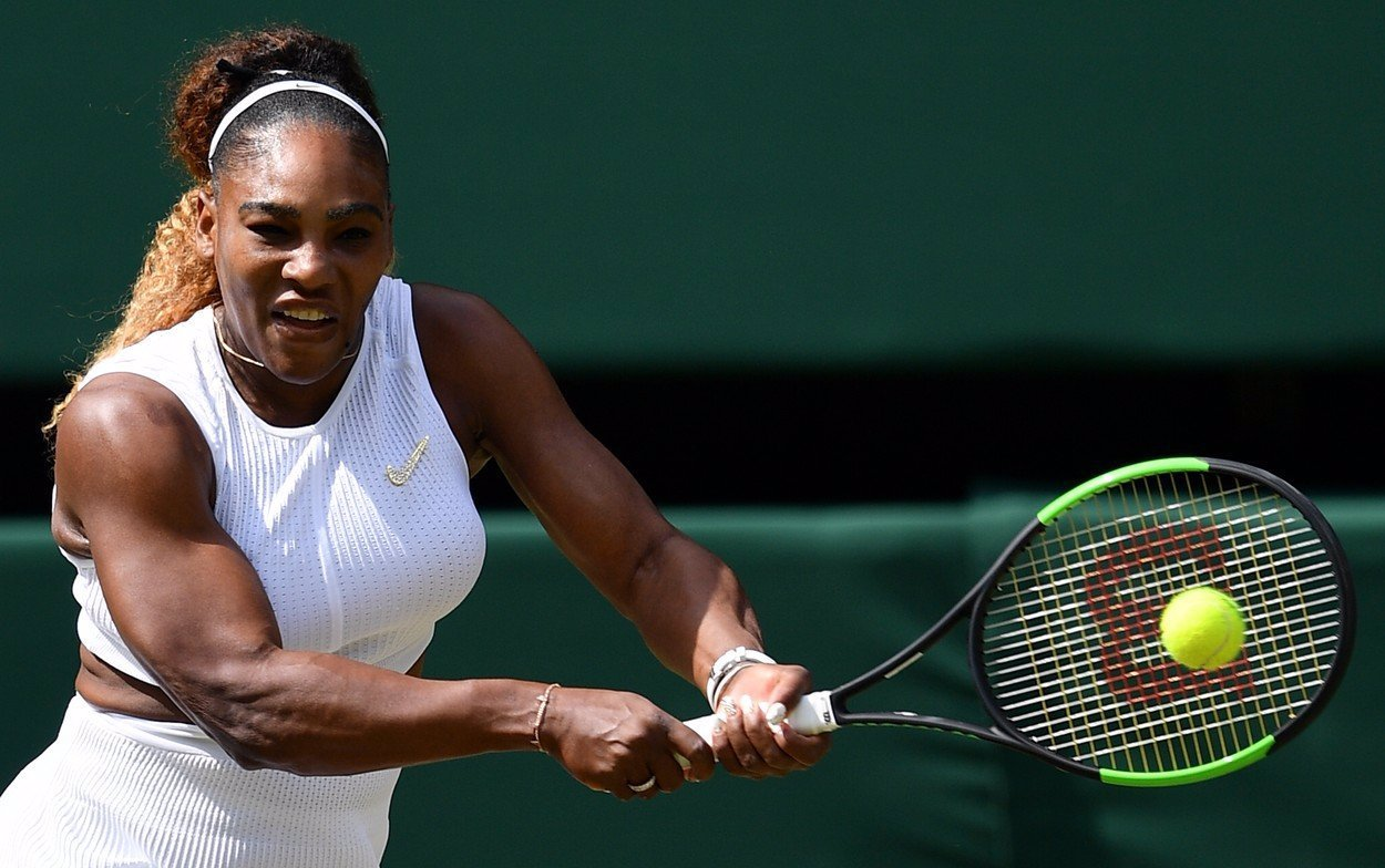 Tenistka viděla Serenu Williams nahou v šatně: Týden jsem z toho byla v šoku, vzpomíná