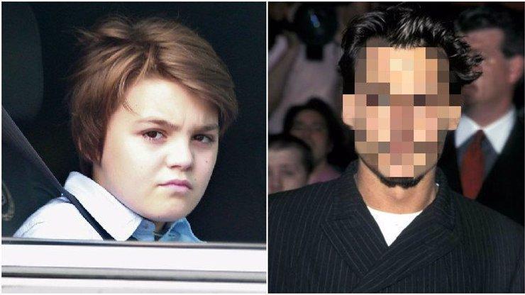 Kdo je otcem tomuto chlapci? Podobu s nejslavnější hvězdou Hollywoodu rozhodně nezapře!