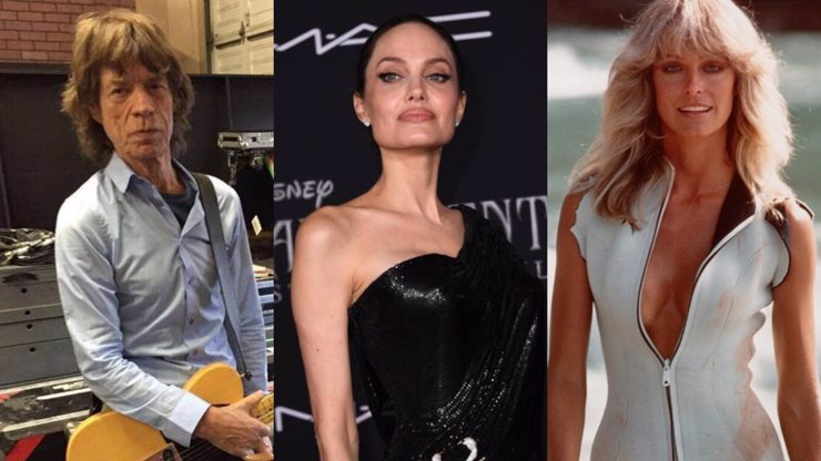 Angelina Jolie dostala košem od Micka Jaggera: Nejdřív o ni dlouho usiloval, pak rychle utekl