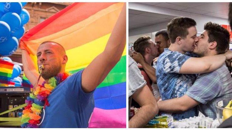 To se jednou vědci zase zamysleli: Komunita gayů má svůj gaydar! Poznají se podle pachu z velmi zvláštního místa na těle!