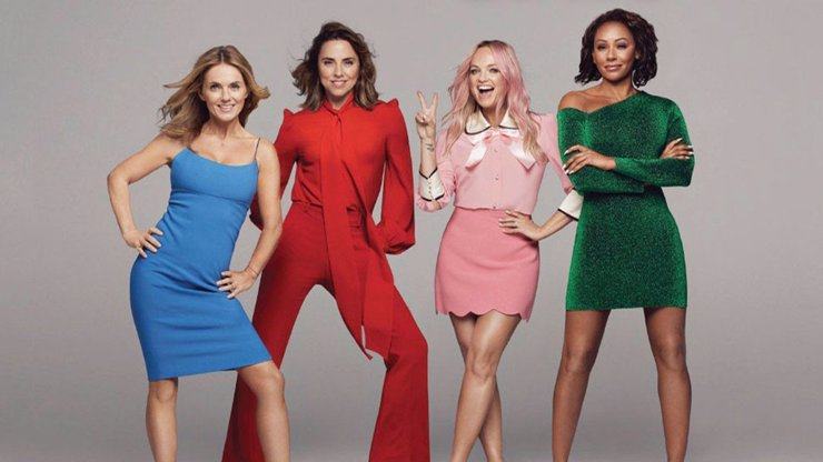 VELKÝ NÁVRAT: Spice Girls vyrážejí na turné, budou ale jenom ČTYŘI