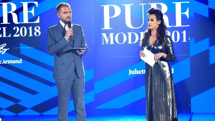 Pure Model 2018: Skvělý Bouček i Veronika Farářová