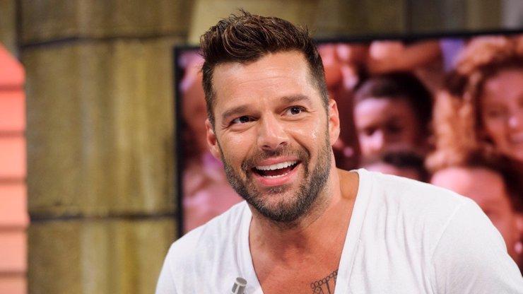 Ricky Martin přiveze dnes večer do Prahy bombastickou show. Adrenalin bude proudit, vzkazuje fanouškům