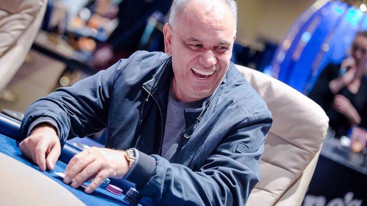 Rozvadovská pokerová legenda je po smrti: Renato Nowak (†62) dostal mrtvici